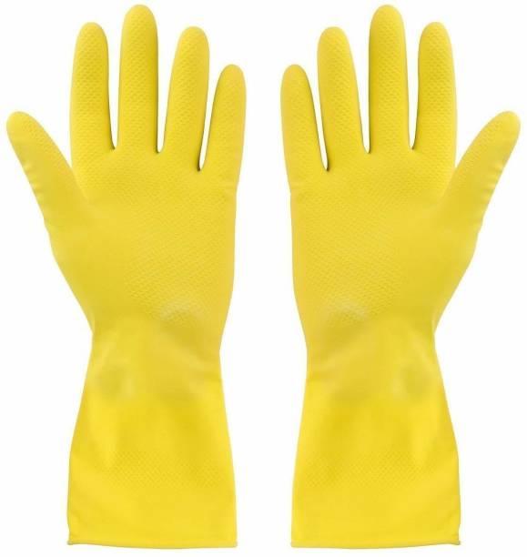 MOOLTEN EN13 Rubber  Safety Gloves
