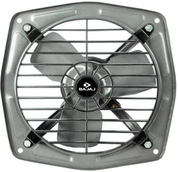 BAJAJ Bahar 150-mm Metallic Grey Dom Ex/Fan 150 mm 3 Blade Exhaust Fan