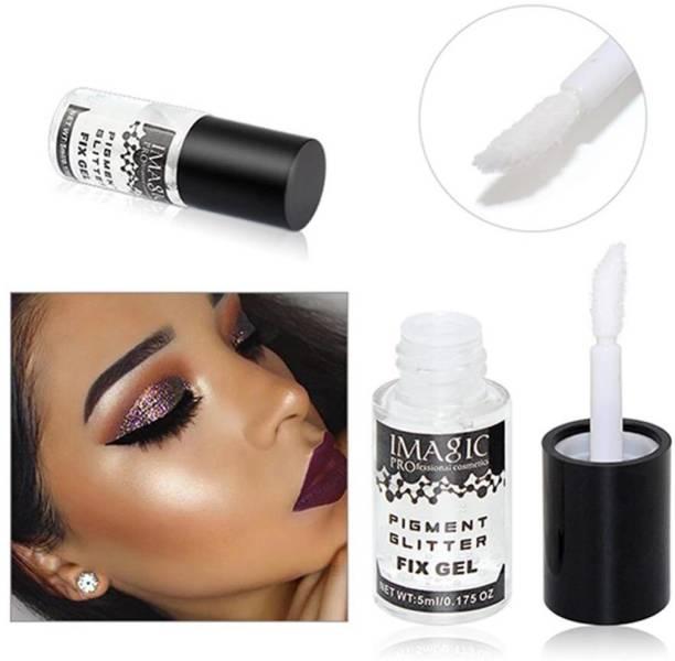 IMagic Makeup Fix Gel Glitter Eyeshadow Shimmer Pigment Loose Powder Liquid