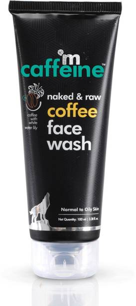 MCaffeine Naked & Raw Coffee  - Deep Cleanser Face Wash