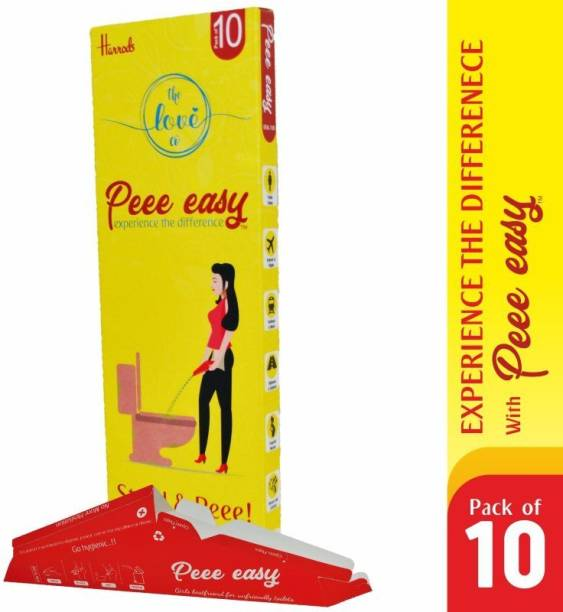 peee easy Stand And Pee Disposable Female Urination Device For Women Disposable Female Urination Device