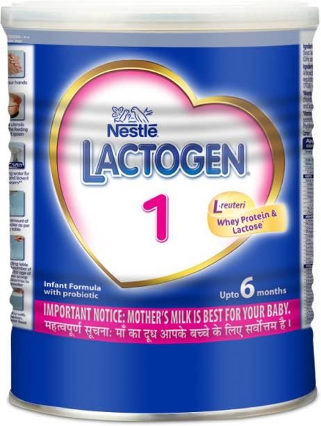 Nestle Lactogen Infant Formula Powder (Stage 1) Tin