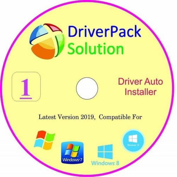 Compatible Driver Pack Solution 2019 Offline full Version (2 DVD)