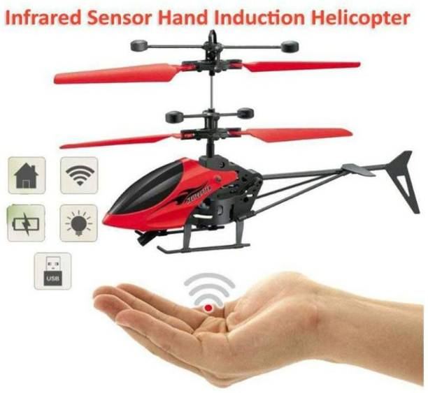 toys helicoptersensor