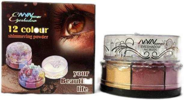 NYN Imported shimmering Powder Attract 12 color