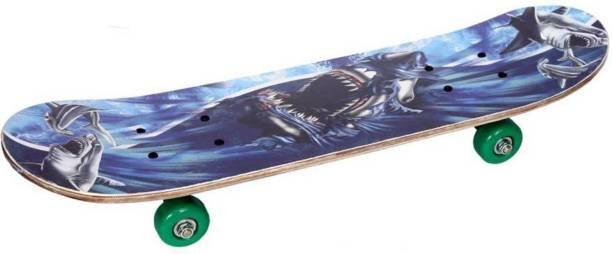 S.V.Enterprises MEDIUM SIZE SKATEBOARD 15 inch x 8 inch Skateboard