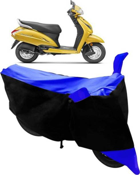 LA OTTER Two Wheeler Cover for Honda