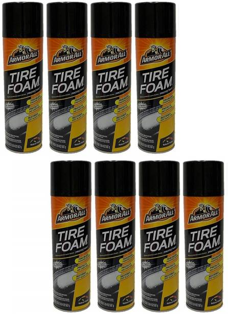 Armor All Tire Foam (567gm)_[ARTMTOUCHLESS_PK_08] 567 g Wheel Tire Cleaner