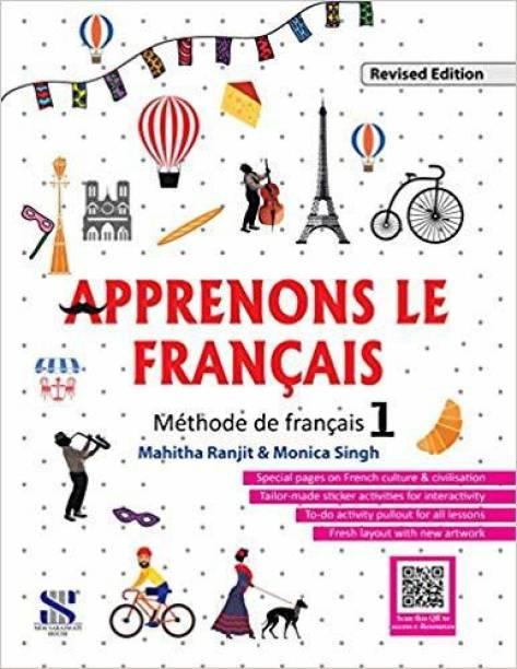 Apprenons Le Francais-1