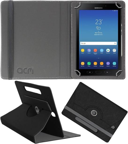 ACM Flip Cover for Samsung Galaxy Tab Active 2 Sm-T395nzkainu