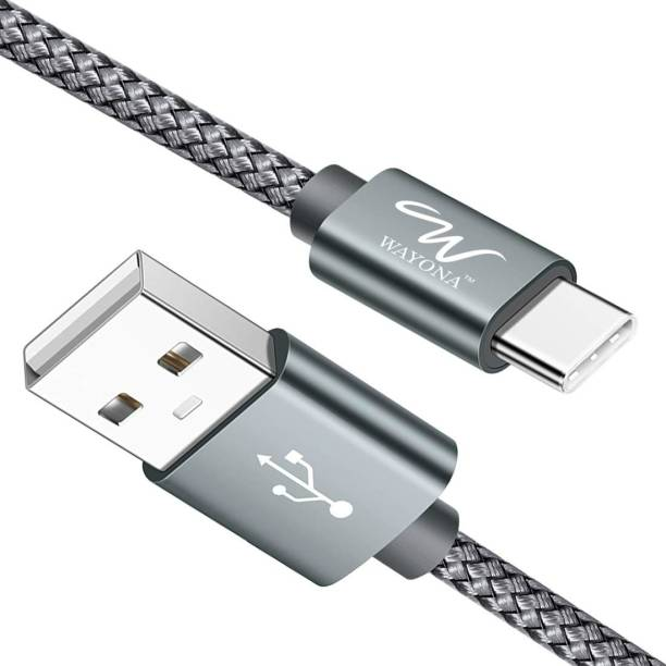 Wayona 6FT 2.8A WC2CG1 2 m USB Type C Cable