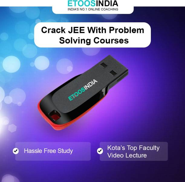 ETOOSINDIA JEE Complete Physical & Inorganic Chemistry with Past Year`s Problem Solving Techniques for Main & Advanced by JH Sir