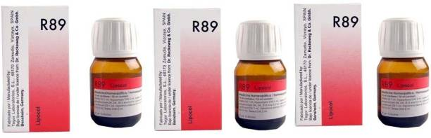 DR.RECKWEG R-89 HAIR CARE DROPS(PACK OF 3)