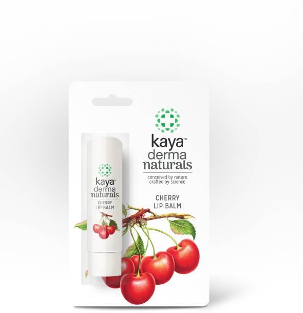 KAYA Derma Naturals Lip Balm Cherry