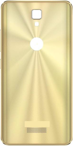 plitonstore GONEE P7 Max-Gold BACK Panel FOR-(GioneeBACK 7 Max)-(Gold) Back Panel