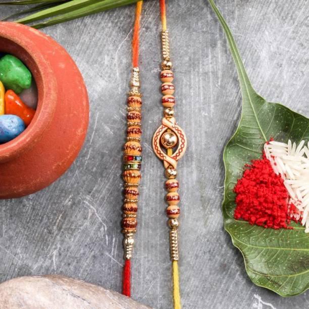 PDR Poonam Designer Rakhi Rakhi  Set
