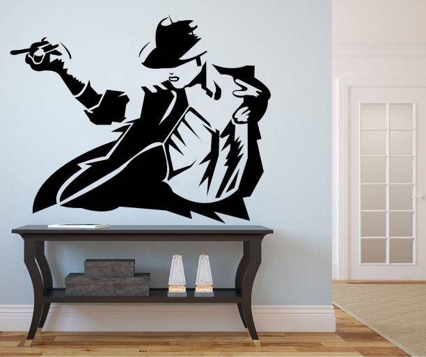 SUDARSHAN DESIGNS Medium Wall Sticker