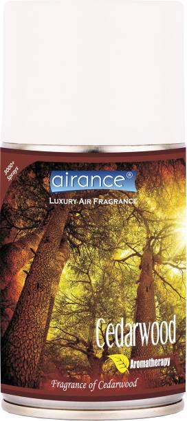 Airance Cedar Wood Refill, Spray, Automatic Spray