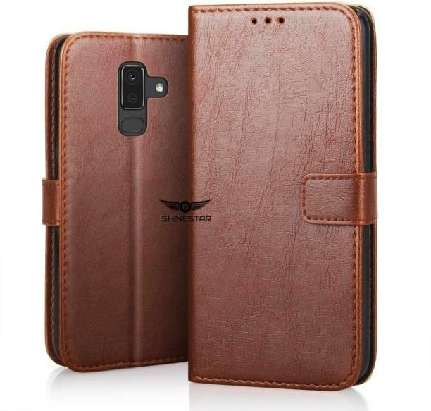 SHINESTAR. Back Cover for Samsung Galaxy J8