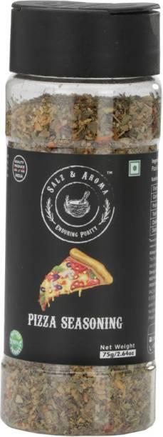 Salz & Aroma Pizza Seasoning Sprinkler, 75 Grams