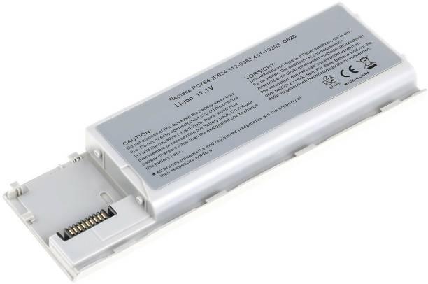 Regatech Latitude D620, D630, D631, PP18L, PP24L 6 Cell Laptop Battery