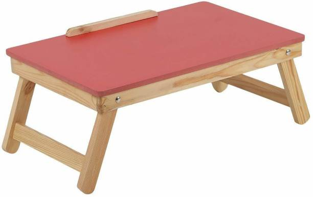 Always4U WLT-005-Red-5005 Wood Portable Laptop Table