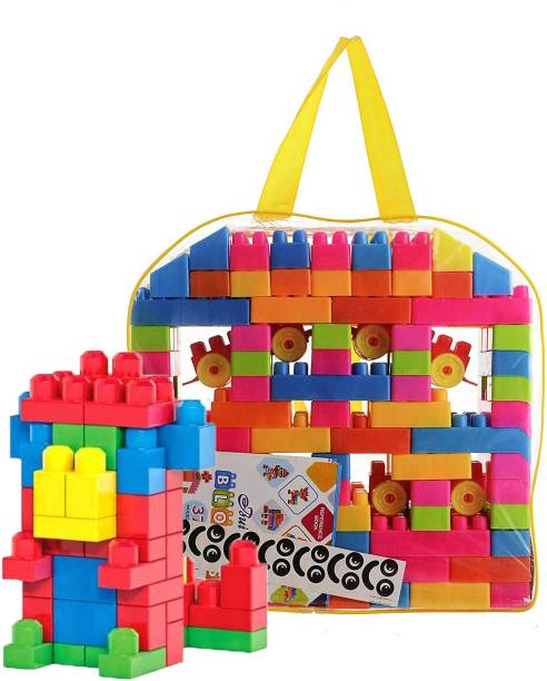 BOZICA building blocks to expand and imagine Lego blocks and children's toys