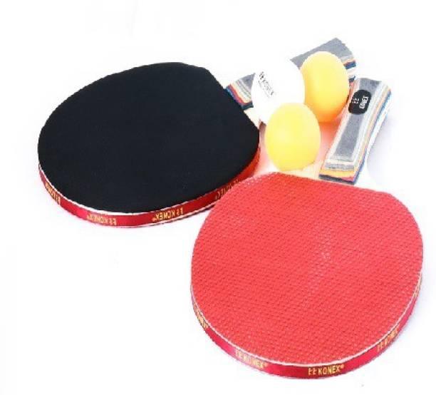 NEEVA kk Konex Black Table Tennis Racquet