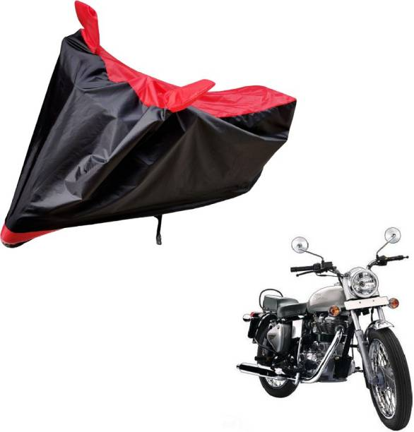 Amanzo Two Wheeler Cover for Royal Enfield
