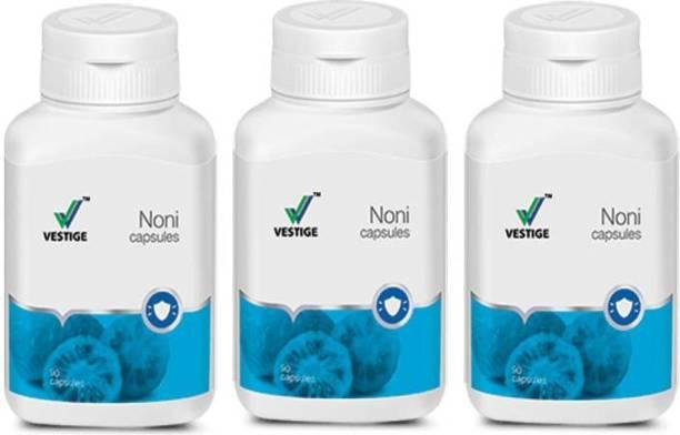 Vestige V.estige NONI 100 capsules ( pack of 3 ) (Set of 3)