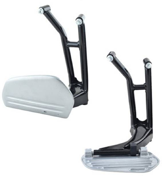 Aryan trading co Ledis footres for activa 6G Foot Rest