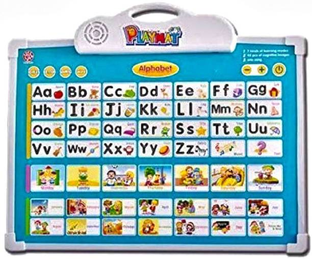 Trendegic Learning Alphabet Board Musical Toy (Min. Age 3 yrs)