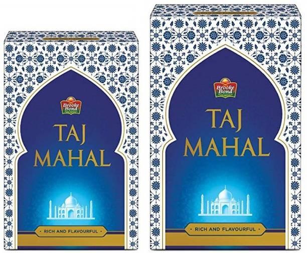 Taj Mahal RICH AND FLAVOURFUL TEA 750G Tea Box