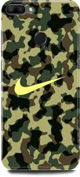 Rishabh Exports Back Cover for Realme 2 Pro/RMX1807 ARMY PRINTED