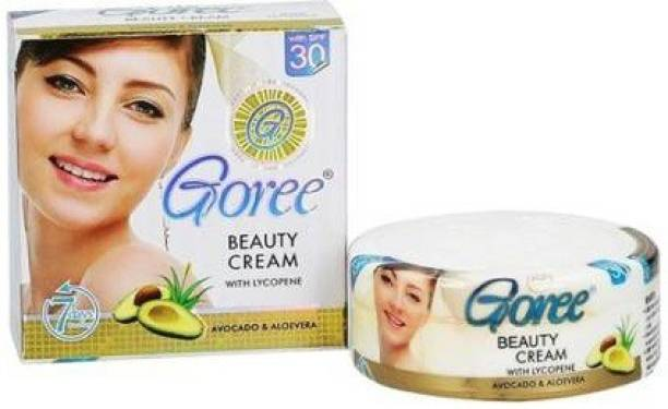 Goree Whitening Beauty Cream for Removing Spots and Pimples