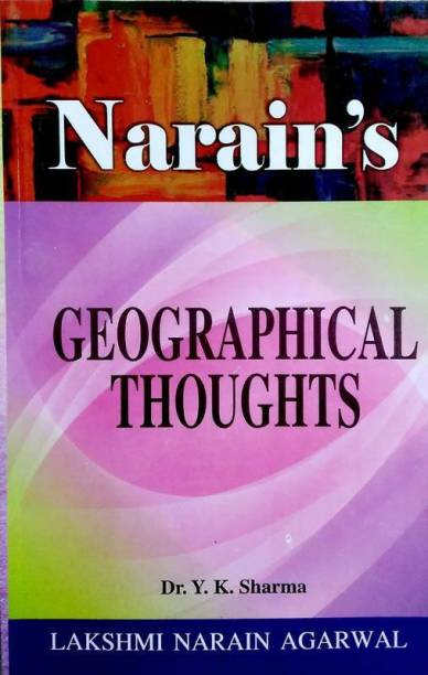 Geographical Thoughts (Question And Answer)