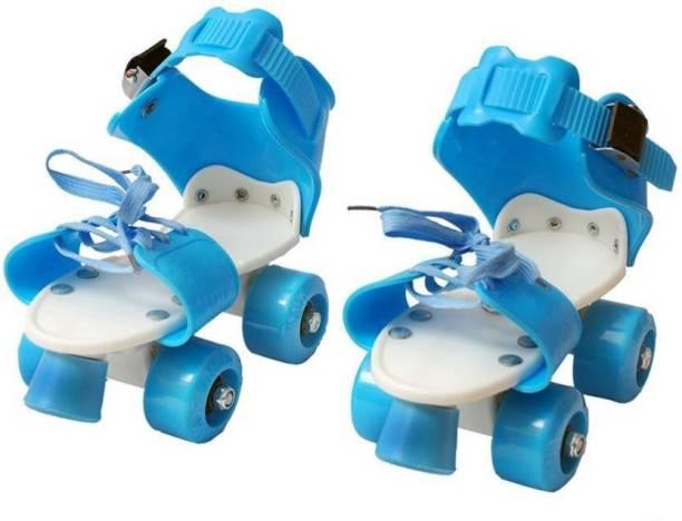 shubhcollection Shoe Racer Quad Roller Skates Quad Roller Skates Quad Roller Skates Quad Roller Skates - Size 16-22 UK