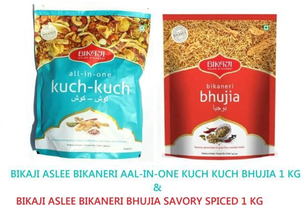 Bikaji KUCH-KUCH AND BIKANERI BHUJIA 2 KG