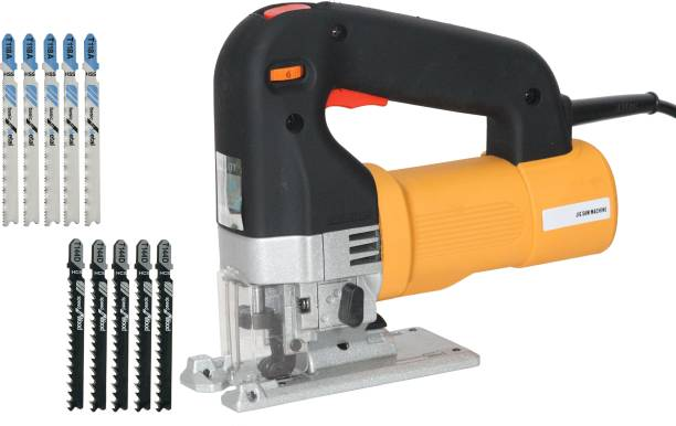 Digital Craft Electric Woodworking Jigsaw Blade Metal & Wood Wire Saw Jigsaw Handheld Tile Cutter