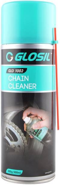 GLOSIL GLO1002 GLOSIL 500ML CHAIN CLEANER SPRAY FOR BIKES Chain Oil