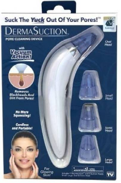 Gentle e kart Plastic Blackhead Remover Vacuum Suction Device
