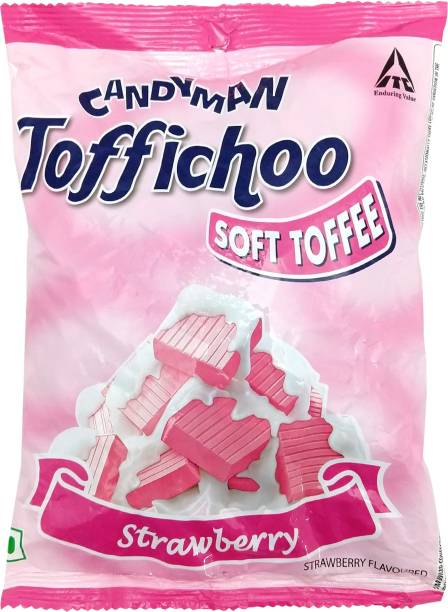 Candyman Soft Strawberry Toffee