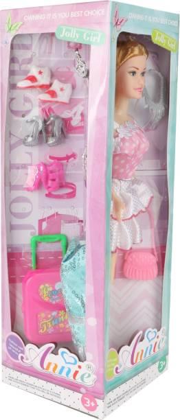GAM COLLECTION JOLLY GIRL DRESS SET (Pink) (Pink)