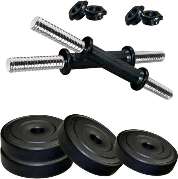 KRX PVC-P-DM-4KG-COMBO16 Adjustable Dumbbell