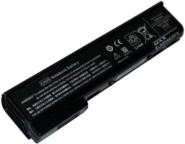 Loungefly Laptop Battery Compatible for HP ProBook CA06 CA06XL 640 645 650 655 G0 G1, fits Hp 718677-421 718678-421 718755-001 718756-001 HSTNN-DB4Y HSTNN-LB4X HSTNN-LB4Y HSTNN-LB4Z HSTNN-LP4Z 6 Cell Laptop Battery
