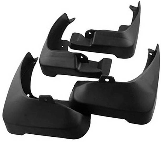 MIZZEO Front Mud Guard, Rear Mud Guard For Renault Kwid NA