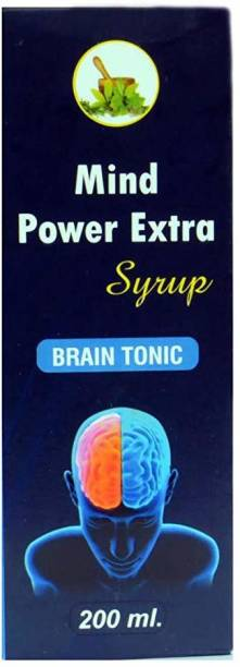 MInd power Extra Brain Tonic Syrup-200ml