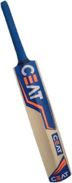 CEAT NEW TANNIS POPULER WILLOW BAT Poplar Willow Cricket  Bat