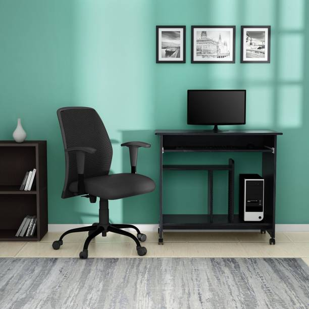Godrej Interio Caliber Engineered Wood Computer Desk