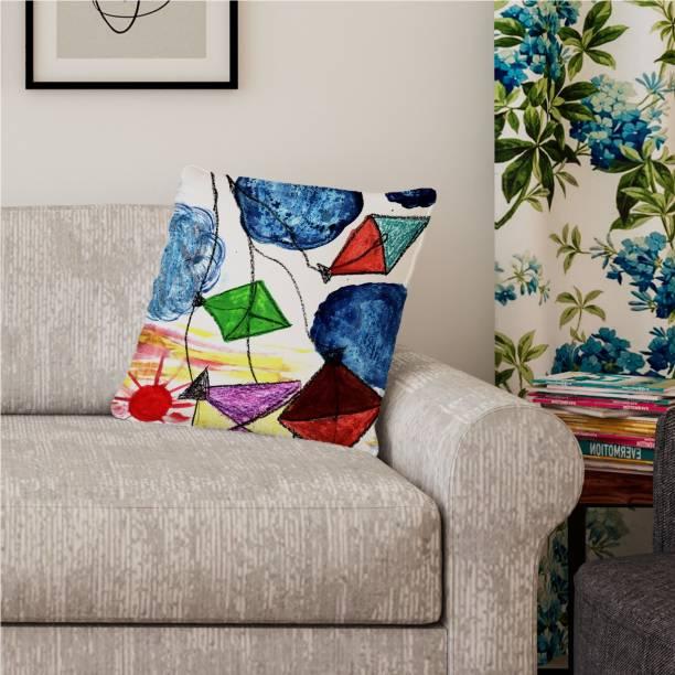 Flipkart SmartBuy 3D Printed Cushions Cover